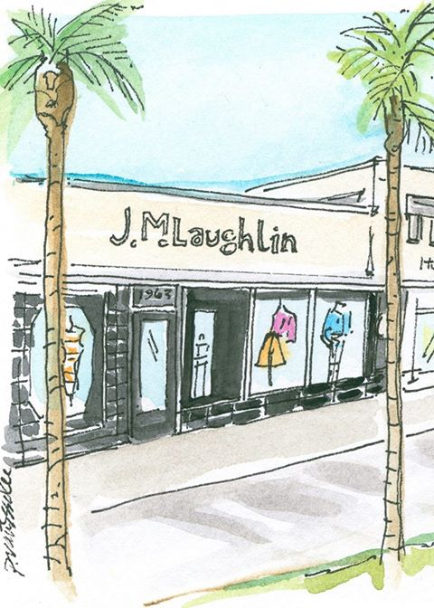 JMcLaughlin - Houston store front