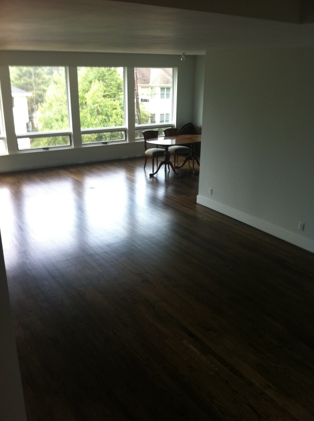 living room reno-photo