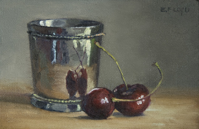 Two Cherries and a Derby Cup