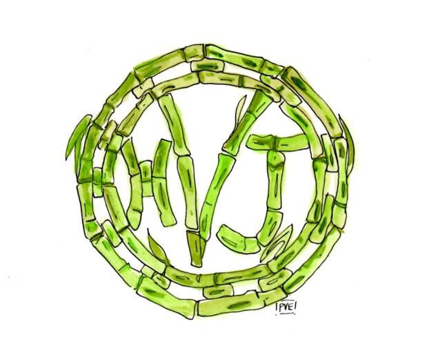 HVJ- monogram- pve465