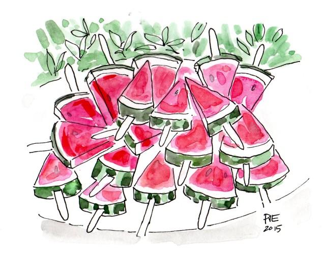 PvE- watermelon pops725
