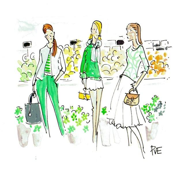 PvE Design:Wearing-green966